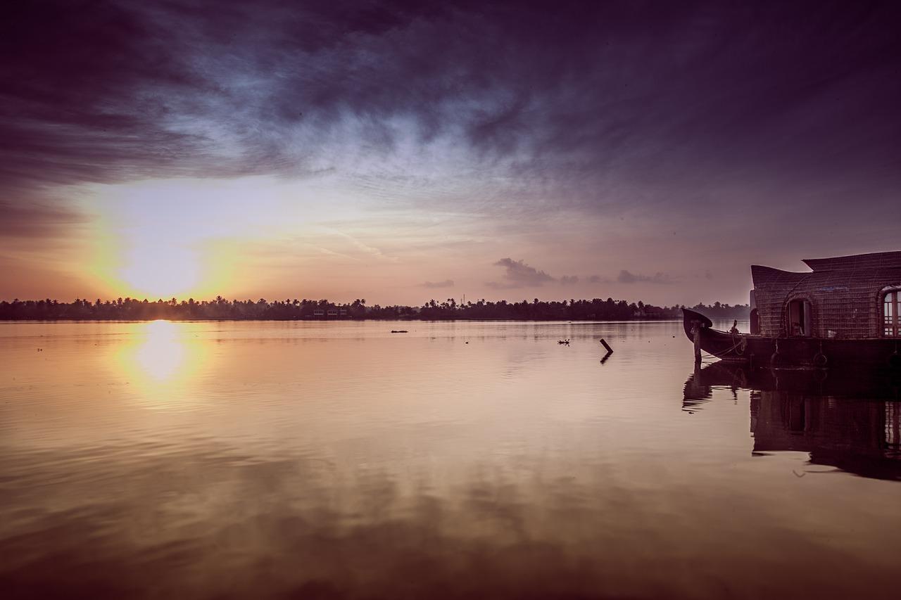 sunrise, kerala, asia-1139562.jpg